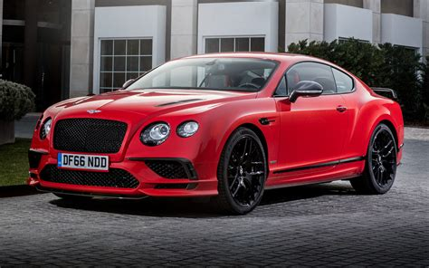 2017 Bentley Continental Supersports - Wallpapers and HD