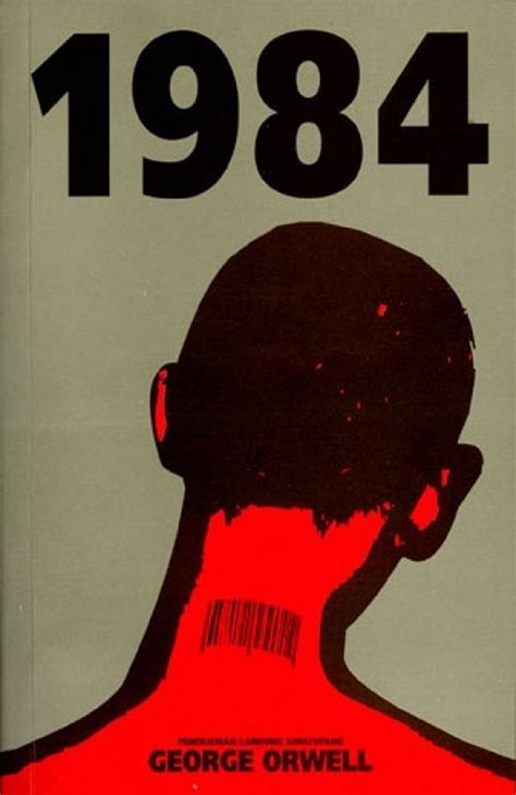 """The best of """"1984"""" book covers"""