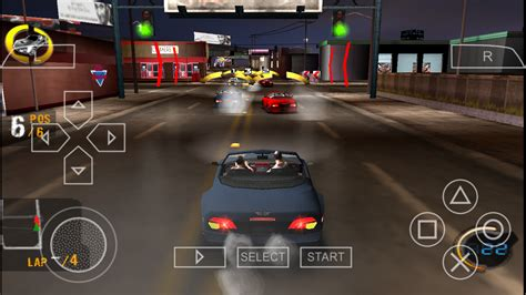 Street Riders (EUR) ISO Free Download - Free PSP Games