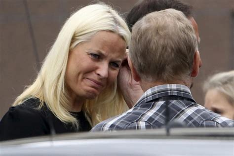 Latest Photos: Royal Reactions to Norway Massacre