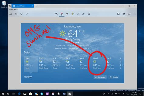New Windows 10 preview build already available, features