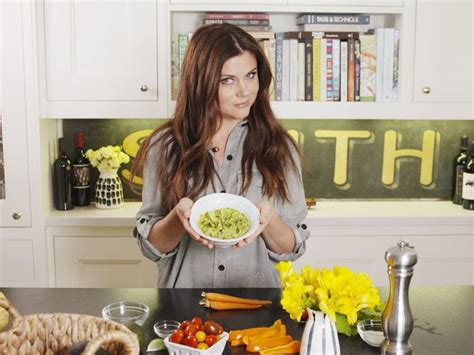 Tiffani Thiessen's Late-Night Snack Video - Cooking With