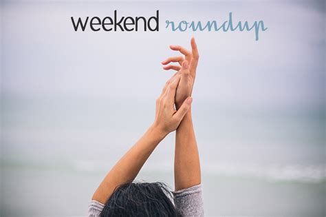 Weekend Roundup   Luv in the Bubble