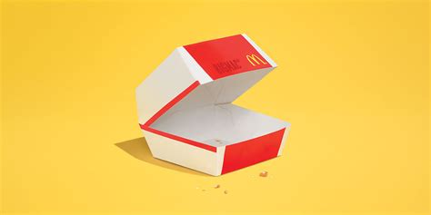 The Food Almost Completely Disappears in McDonald's Latest