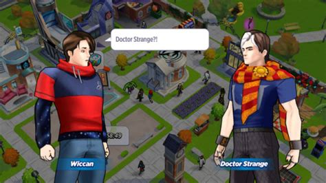 doctor-strange-and-scarlet-witch | Tumblr