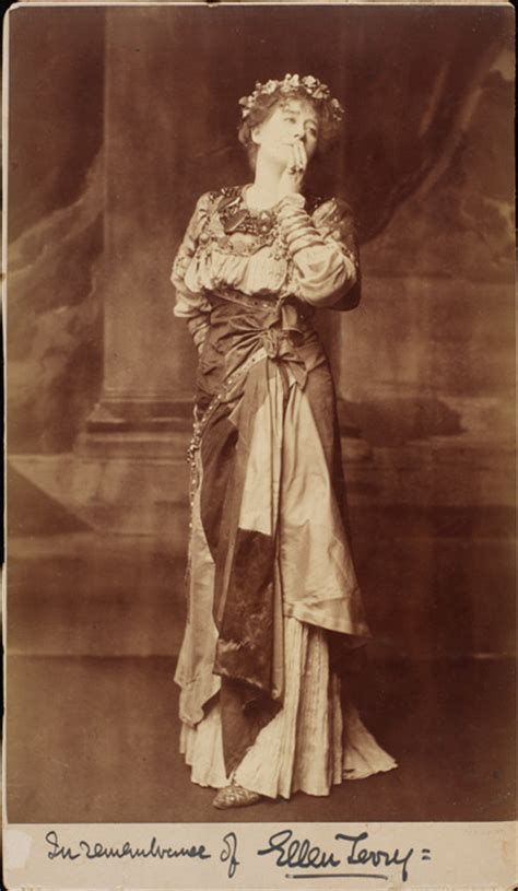 The Actor and the Maker: Ellen Terry and Alice Comyns-Carr
