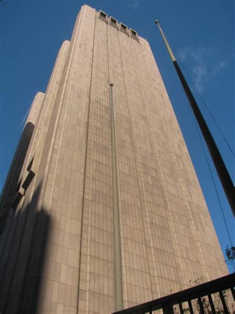 AT&T Long Lines Building - New York City, New York
