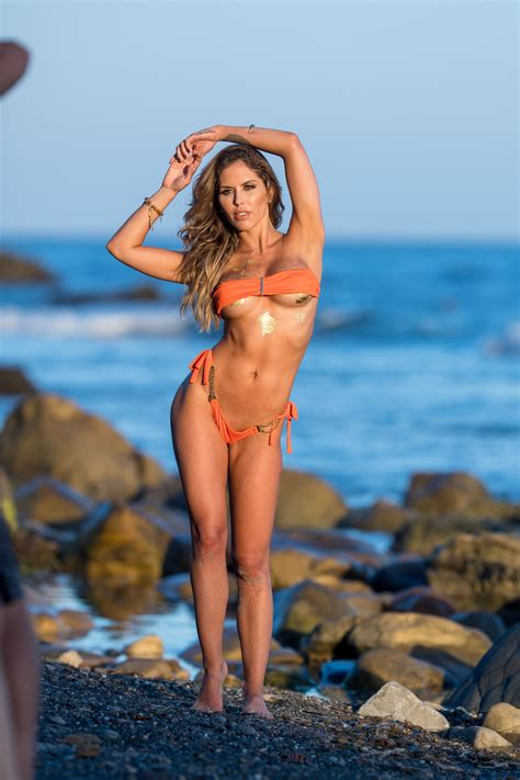 Brittney Palmer Topless | The Fappening