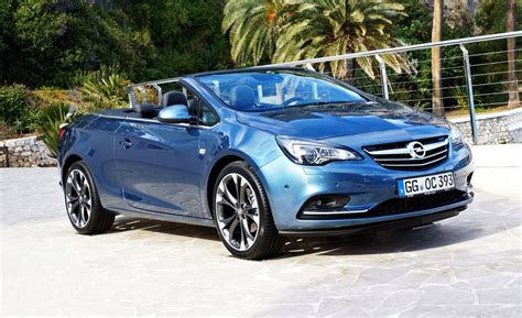 2014 Opel Cascada Cabriolet First Drive | Review | Car and