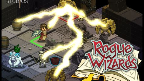 Rogue Wizards RPG - Fantasy Roguelike Role Playing Game by