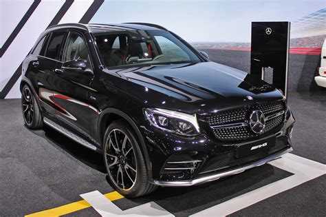 Mercedes-AMG GLC 43 4Matic is here: AMG genes for all