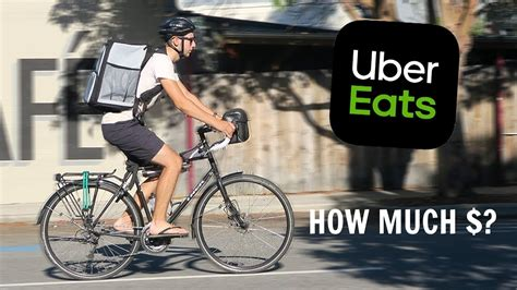 Is Delivering UberEATS Worth It?? - YouTube