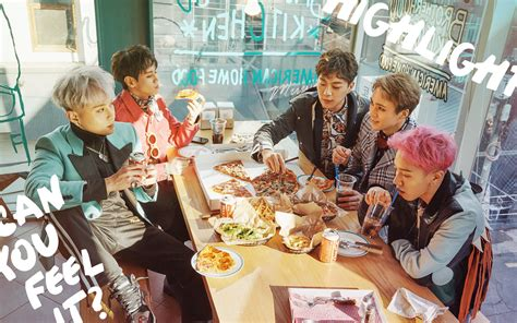 Highlight (Formerly BEAST) Reveals Track List For New Mini