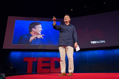 TED's Chris Anderson Reveals How To Give A Great TED Talk