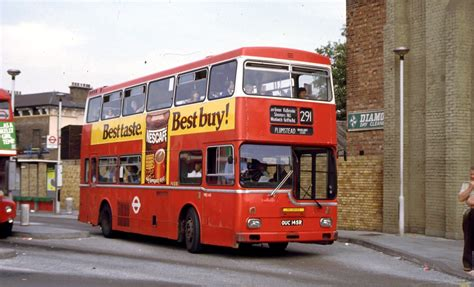 Buses - 1980s London - South East   Flickr