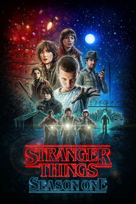 Stranger Things (TV Series 2016- ) - Posters — The Movie