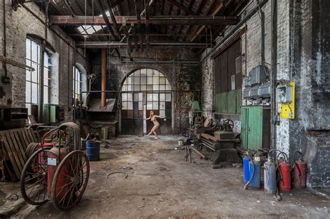 Usine S - Abandoned Beauty Pictures, photography Wil Crooymans