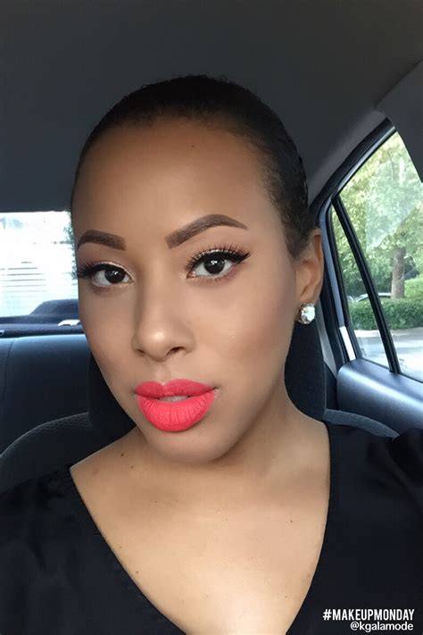 Look of the week: Featuring NYX Suede Matte Lip Liner