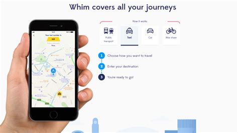 Ride-sharing service Whim to launch in the US, should Uber
