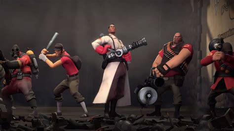 Team Fortress 2 is finally getting competitive matchmaking