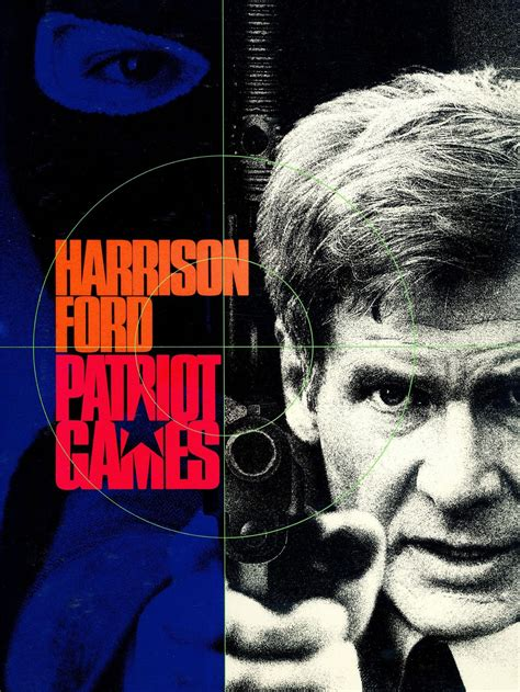 Patriot Games Movie Trailer, Reviews and More | TV Guide