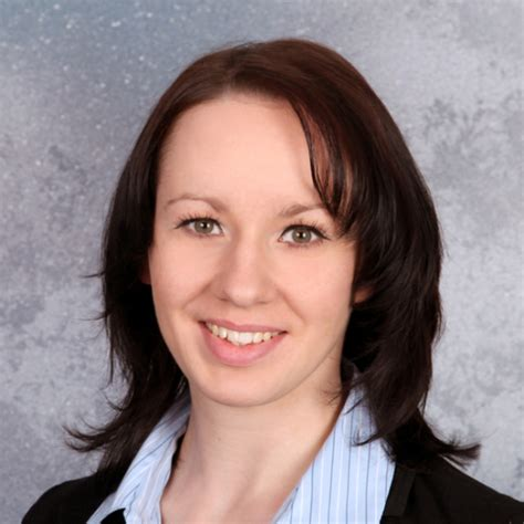 Diana Rausch - Production Planning and Control - REHAU AG