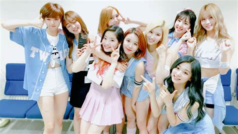 TWICE makes Variety's 2016 Youth Impact Report | SBS PopAsia