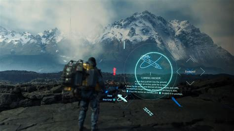 How Big is Death Stranding Map?