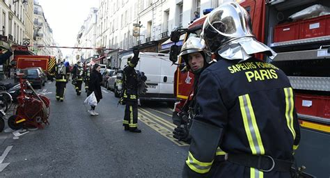 Six Paris firefighters face charges over gang rape of