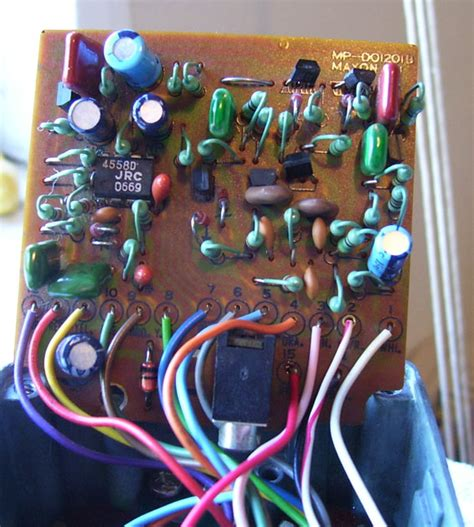 Legendary Tones - Can the Ibanez TS808 Reissue be Modded