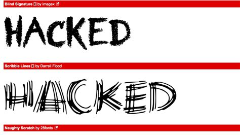 DaFont hacked: accounts and passwords stolen - News