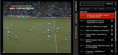Watching Football Online - a Live Streaming Guide :: Live