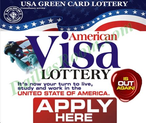 VISA Lottery Application Form for USA Canadian Indian To
