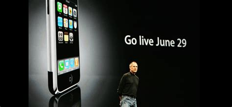 10 Interesting Tidbits About the iPhone 2007 Launch: A