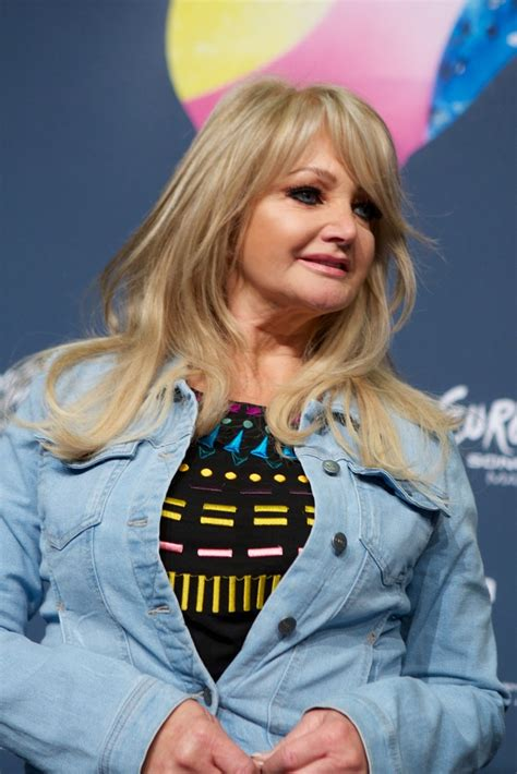 Bonnie Tyler Photos - Eurovision Song Contest Held in