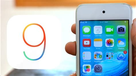 How to get iOS 9 on iPod touch 4g and iPhone 3GS and iPad