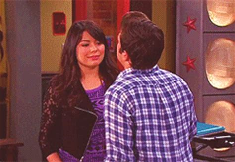 """Couples - Carly && Freddie #6   iCarly   """"Because you were"""