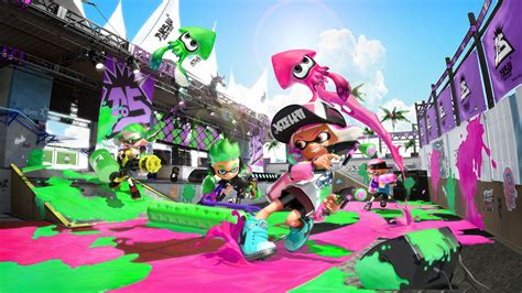 Splatoon 2 Review -- The Squid Kids Are Alright (Nintendo