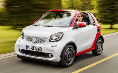 2016 Smart Fortwo Cabrio passion - Wallpapers and HD