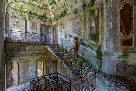 villa poss - Abandoned Beauty Pictures, photography Wil