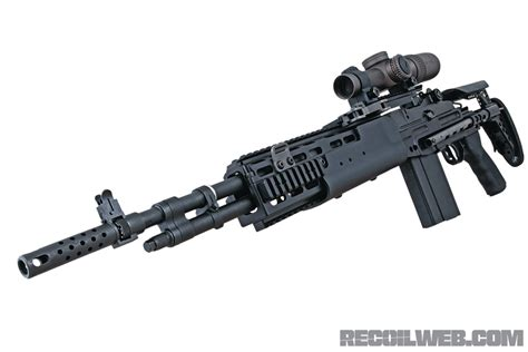 Springfield Armory M1A - Old-School DMR - RECOIL