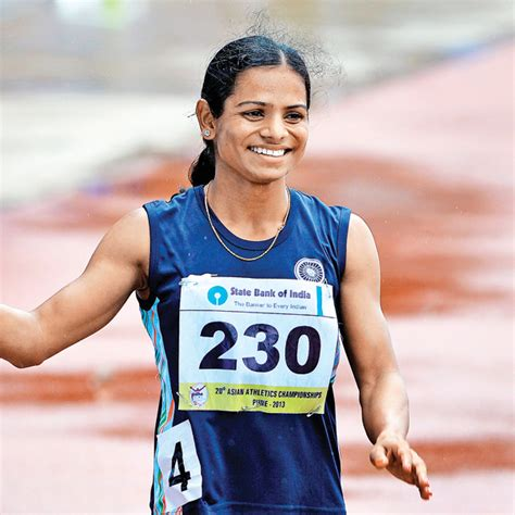 'Normal girl' Dutee Chand wants to chase Olympic dream