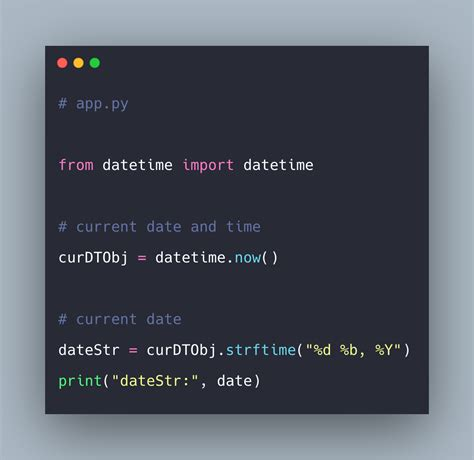 How To Convert Datetime To String In Python