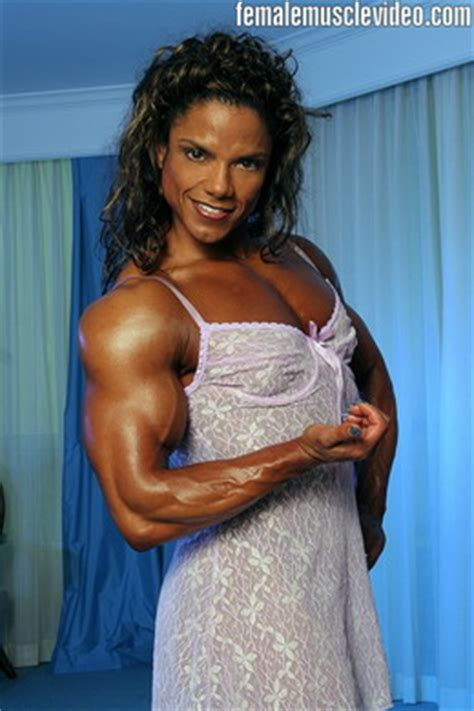 Female Muscle Video - 100 Sexy Muscular Female Models and