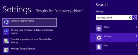 How to Create Windows 8 Recovery Partition with AOMEI OneKey