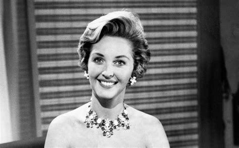 Katie Boyle, the former Eurovision Song Contest host and