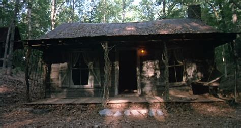 Large Piece of 'Evil Dead 2' Cabin Surfaces On eBay
