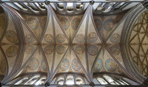 OrnateCeiling0038 - Free Background Texture - UK church