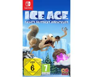 Ice Age - Scrats nussiges Abenteuer (Switch) ab 24,95