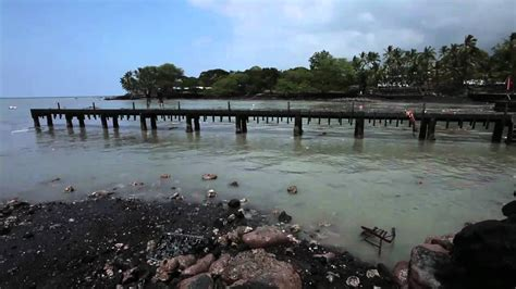 Hawaii Tsunami from Earthquake off Japan - March 2011 Time